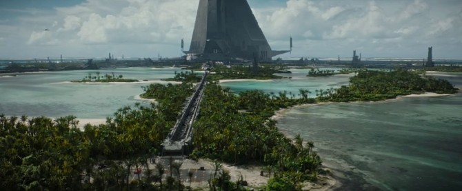 Image result for star wars scarif