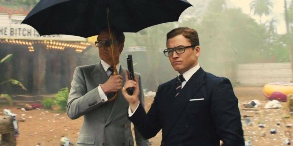 Kingsman: The Golden Circle – The Morning after the Film Before