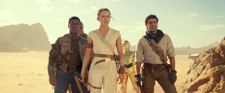 Star Wars Episode IX: The Rise of Skywalker screen grab CR: Lucasfilm